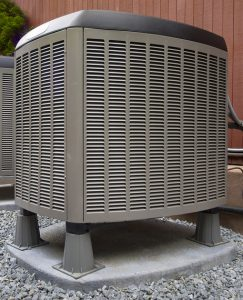history of heating, heat pumps